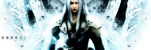 Sephiroth - Crystal Connection by sissorelle
