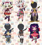 CUSTOM ADOPTABLES by Lolisoup