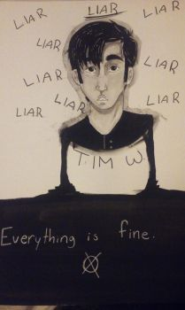 Everything Is Fine (Marble Hornets) by Bodhisattva2016