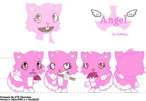 Angel DT by HTF-Characters