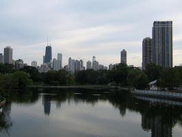 Lake View Chicago by touchthetruth