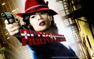 Agent Carter 1 - 2560x1600 by PugPrime