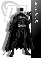 DC Comic's Batman: Stealth by skywarp-2
