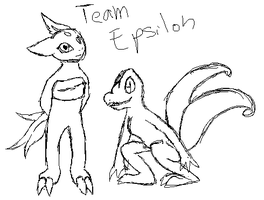 PMD-e: AT Team Eplison by Kryshoul
