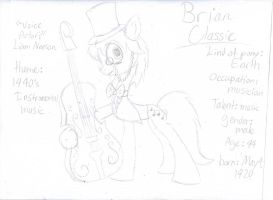 .:ref:. Brian Classic by ChipmunkSailor