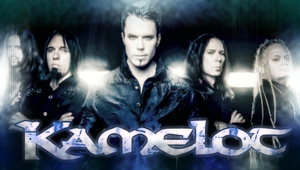 Kamelot PSP Wallpaper by SailorTrekkie92