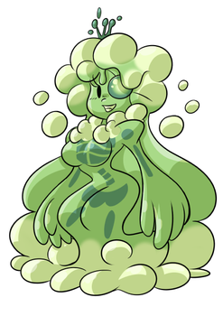 Queen Slime by TheBrave