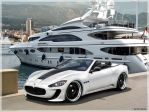 Maserati GranCabrio by V8-Custom-Designs