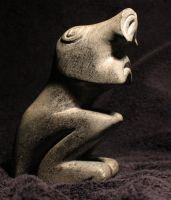 Inuit carving 1 by KristianS