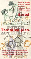 Tentative plan. /power and authority. by rumrock