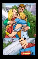 Superman Special pg 23 by ChrisSummersArts