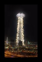 Burj Khalifa by Khaloodies