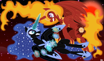Nightmare Moon: Savior of Equestria by BlackCatSamurai