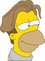 Homer Simpson - 05 - Simpsons by frasier-and-niles