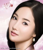 Park Min Young by Marlidona