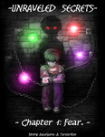 .: Unraveled Secrets: Chapter 1 - cover:. by AquaGD