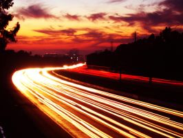 Speed of Light by wanderingaimlessly
