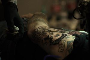 Brighton Tattoo Convention III by Hotel-Aftershow