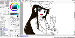Mrs. Robinson WIP by flandre495