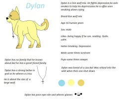 Inproved Dylan refrence sheet by comptonja