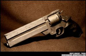 Trigun Longcolt Resin Replica by JohnsonArms