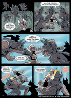 Fighter Dan: Lethal Fists 02 by Sam-ZG