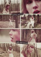 Darling, you'll be safe and sound - edition. by iwillbeyourvoice