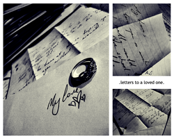 letters to a loved one --- x by sweetest-surrender