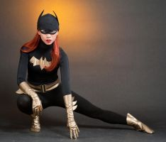 Elle Batgirl 1a by jagged-eye