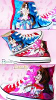 In Mai shoes by Raw-J