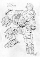 Unpublished TF Energon MTMTE 2 by GuidoGuidi