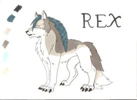 Rex Sheet by FlameCurry