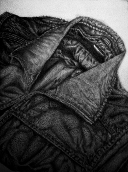 Leatherjacket From Hell by Yoseph13