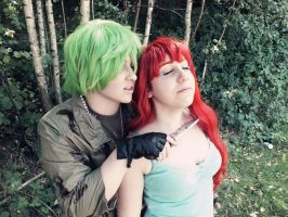 HTF - Right Beside you by YinandYangCosplay