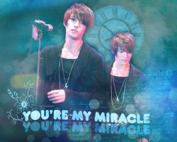 You're my miracle by Tomato3