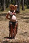 Pregnant bellydance by Hellena-Post