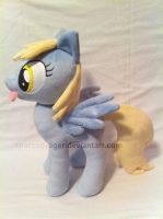 Silly Derpy by PlanetPlush