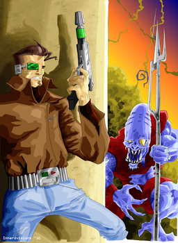Flashback - Conrad's quest by Innerdvisions