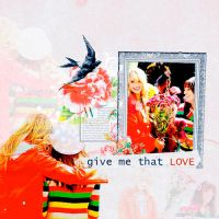Give Me That Love - Achele by whoisthatgirl