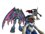 Digimon Pack 14 for XNAlara by RPGxplay