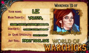 - Warchicks ID - by Elizabeth-Ryan
