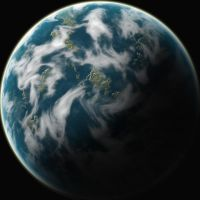 Planet by 5p34k