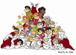 Rayman, Raygirl and Friends 1 by Raygirl13