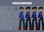 Process: ThoseCloudyDaze by Comraxe