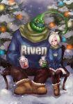 Zac and Riven by ShiangEve