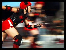 houston roller derby 108 by JamesDManley