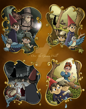 OTGW Colored by MonsterBrush