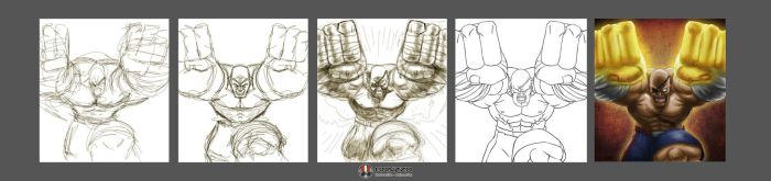 SAGAT step by step by GONZZO