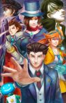 Phoenix Wright: Dual Destinies by astroaxus
