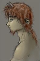 Faun by Anthl